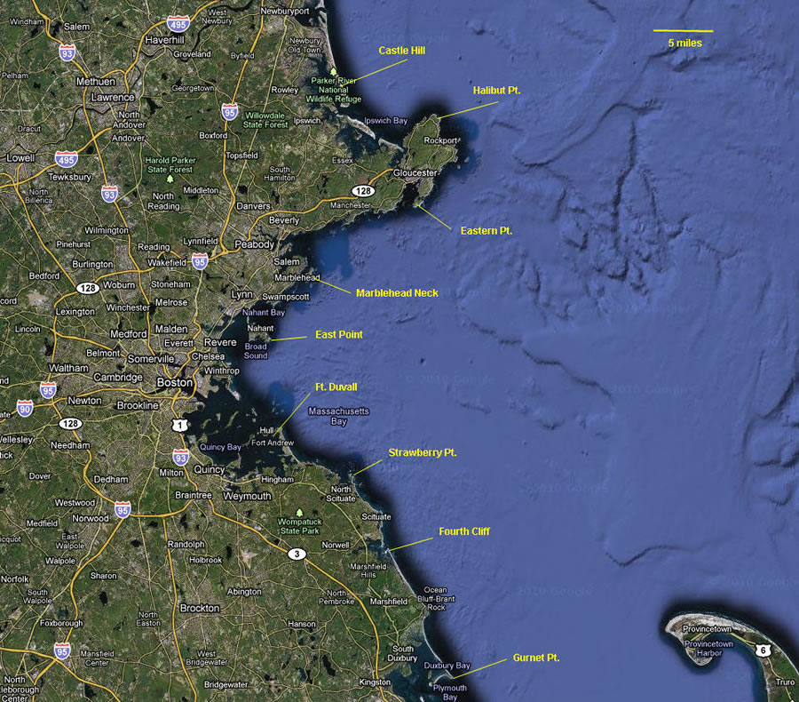 Boston Harbor Defenses Overview and History